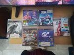 Playstation 3 com 6 jogos e 1 comando foto 1
