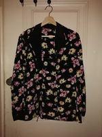Blusa com print de flores (L) foto 1