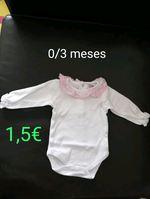 Roupa bebé menina 1 mês e 0-3 meses foto 1