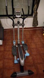 Bicicleta elíptica foto 1