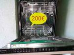 Vendo máquina de lavar loiça de encastrar foto 1