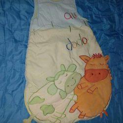 Saco sem mangas para bebé 2 disponíveis foto 1