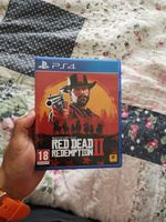 Red dead redemption 2 ps4 foto 1