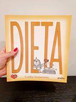 """NOVO - Livro """"Dieta"""" em Cartoons foto 1"""
