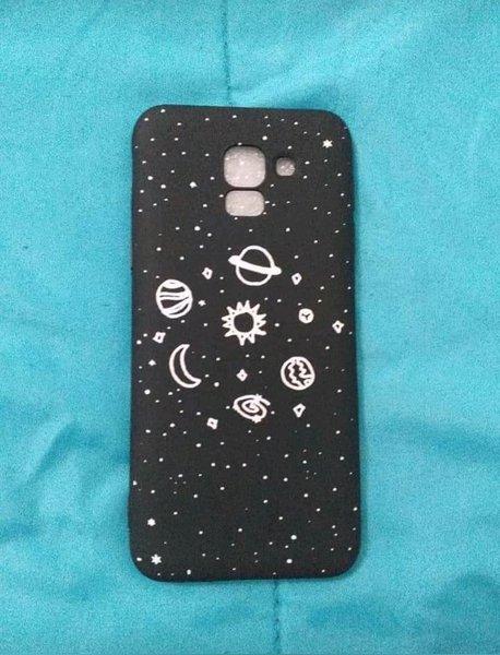 Capas para Samsung galáxia j6 como novas foto 1