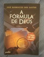 'A fórmula de Deus' de José Rodrigues dos Santos foto 1