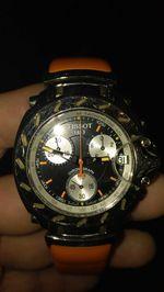 Relógio tossir race foto 1