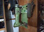 Máquina de costura oliva com motor foto 1