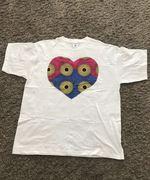 T-shirt coração L foto 1