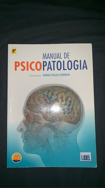 Manual de Psicopatologia foto 1