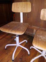 Cadeiras retro foto 1