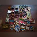 Pins antigos novos. foto 1
