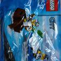 2 polybags da lego - City selados. foto 1