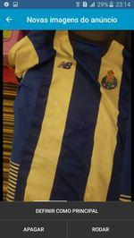 Vendo camisola do Porto motivo de venda pouco uso foto 1