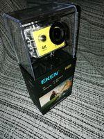 EKEN H9R Camera HD Ultra 4K30 e kit Acessórios. foto 1
