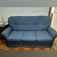 Vendo conjunto de sofás como novos foto 1