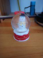 Globo de Neve, com boneco de neve foto 1