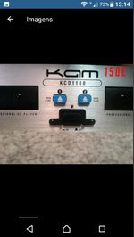 1 CD player kam kcd 1100 foto 1