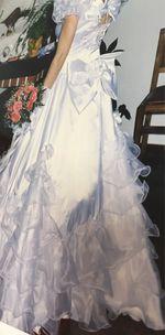 Vestido noiva usado - estado novo. foto 1