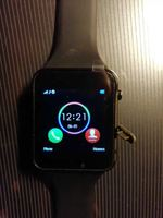 Smart watch sci-tech preto novo foto 1