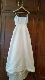 Vestido de noiva Marca Penhalta tamanho 34 foto 1