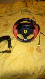 Volante trushmster PC/PS3 foto 1