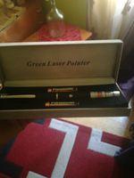 Vendo laser verde com longo alcance foto 1