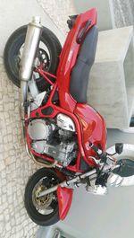 Suzuki Bandit 600 foto 1