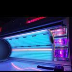 Maquina de Solário Mega Sun 5600 foto 1