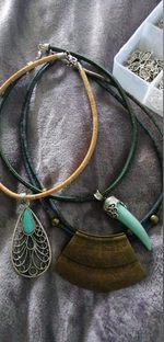 Material de artesanato Pendentes para colares foto 1