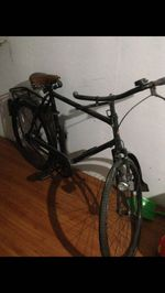 Bicicleta militare Suíça antiga foto 1