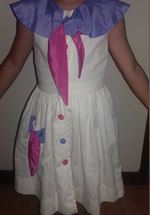 Vendo vestido menina 6 anos foto 1