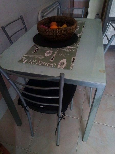 Vendo mesa vidro. foto 1