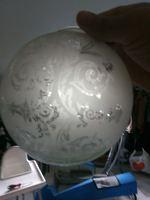 Vendo 6 globos antigos de candeeiro sao todos iguais foto 1