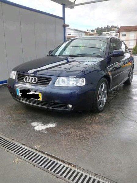 Audi a3 8l 130cv foto 1