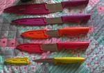 Conjunto de 5 facas tupperware foto 1