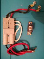 Adaptador baterias em série foto 1