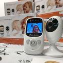 Intercomunicador de bebé com câmara Novo foto 1