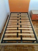 Cama + mesa cabeceira foto 1