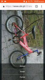 Bicicleta usada foto 1
