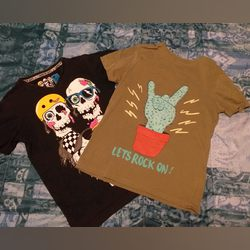 T-shirt menino foto 1
