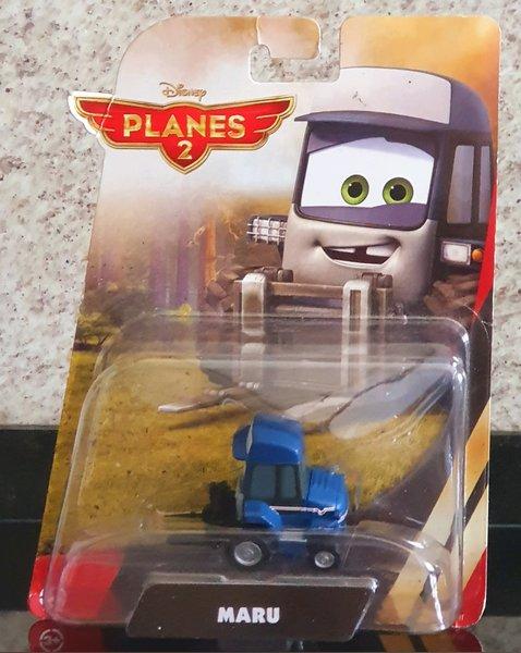 NOVO - Carro Mecânico da Disney Planes 2 foto 1