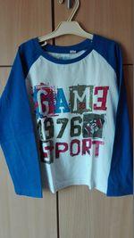 Camisolas de menino manga comprida e curta foto 1