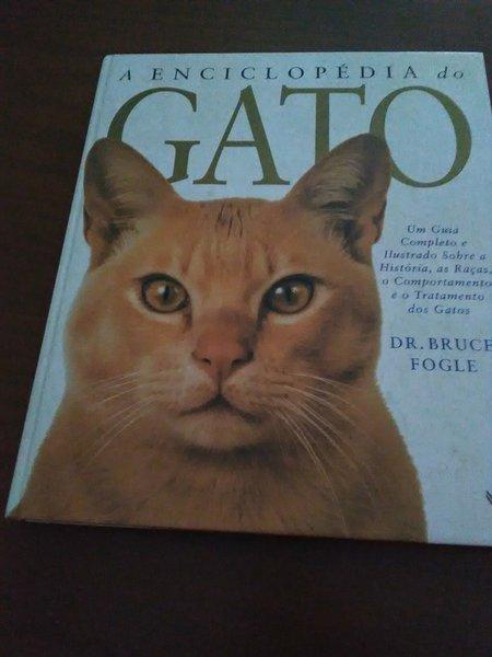 Enciclopédia do Gato, impecável foto 1