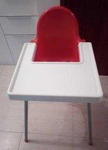 Cadeira Refeição foto 1