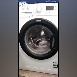 Máquina de lavar roupa semi-nova foto 1