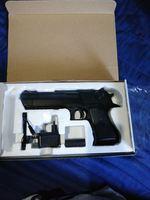 Vendo pistola de airsoft desert eagle cima cm.121 foto 1
