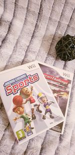 "Jogos para a Wii ""Sports"" e ""Ferrari Challenge"" foto 1"