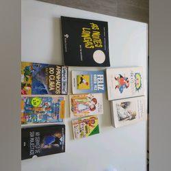 Vários livros foto 1