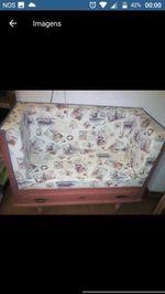 Sofa vitange foto 1